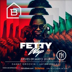 Fetty Wap en Madrid