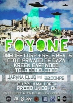 Foyone en Palma De Mallorca