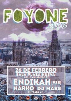 """Foyone presenta """"El mesías"""" en Burgos"""