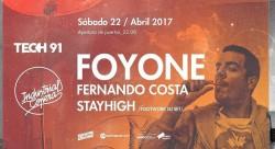 Foyone y Fernando Costa en La Zubia