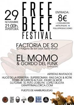 Free Beef Festival en Santa Maria Del Cami