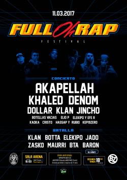 Fullorap Festival en Madrid