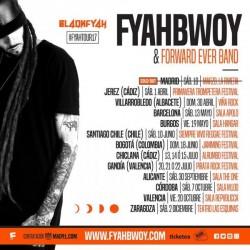 Fyahbwoy y Forward ever band en Alicante