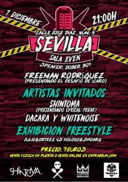 Galera Night en Sevilla