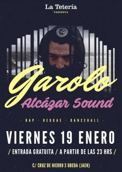 Garolo & Alcázar Sound en Ubeda