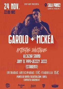 Garolo & McKea en Granada