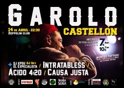 Garolo en Castellón