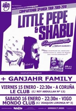Gira 'Compartiendo' (CRÑ) en Coruña