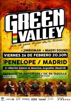 Green Valley en Madrid