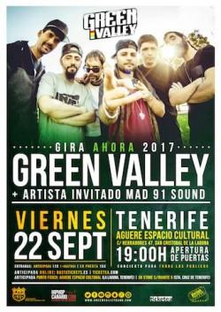 """Green Valley presenta """"Ahora"""" en San Cristobal de La Laguna"""