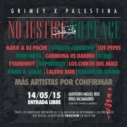 Grimey x Palestina en Rivas-vaciamadrid