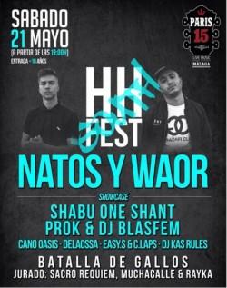 HH South Fest en Málaga