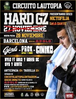 Hard GZ en Barcelona