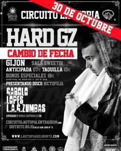 Hard GZ en Gijón