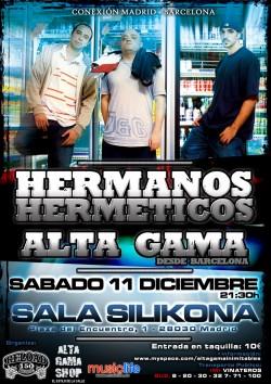 Hermanos Herméticos en Madrid