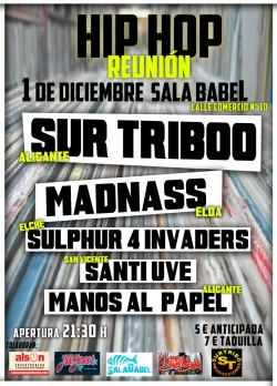 Hip Hop Reunion en Alicante