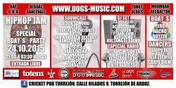 Hip Hop jam & special Bday's party en Torrejon De Ardoz