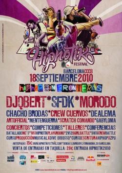 Hipnotik Festival 2010 (Barcelona) en Barcelona