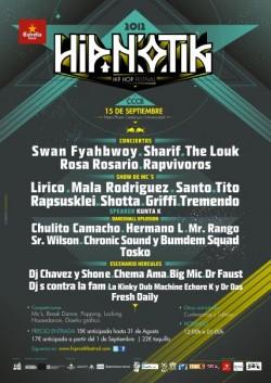 Hipnotik Festival 2012 en Barcelona