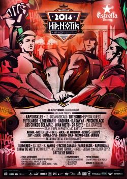 Hipnotik Festival 2014 en Barcelona