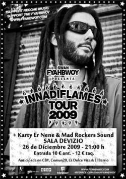 Innadiflames Tour (ZGZ) en Zaragoza