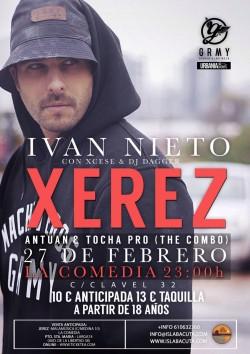 Ivan Nieto en Jerez De La Frontera