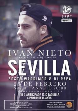 Ivan Nieto en Sevilla
