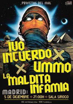 Ivo Incuerdo y UMMO en Madrid