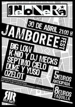 Jamboree Fest (Granda) en Granada