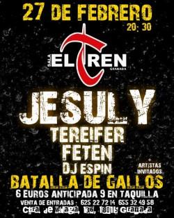 Jesuly en Granada