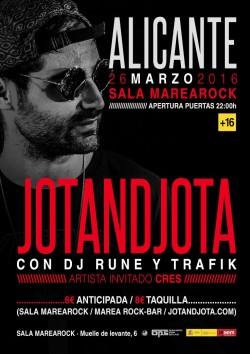 "Jotandjota presenta ""Parker"" en Alicante"