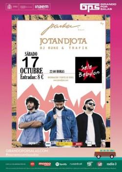 "Jotandjota presenta ""Parker"" en Cuenca"
