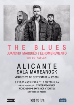 Juancho Marqués & Elhombreviento en Alicante
