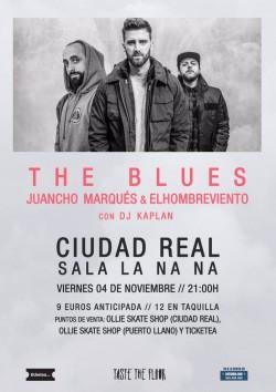 Juancho Marqués & Elhombreviento en Ciudad Real