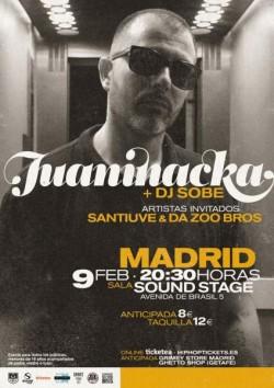 Juaninacka en Madrid