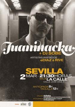 Juaninacka en Sevilla