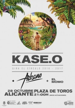 Kase.O - Gira El Círculo en Alicante