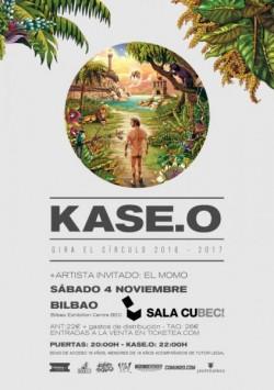 Kase.O - Gira El Círculo en Barakaldo