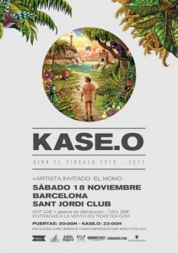 Kase.O - Gira El Círculo en Barcelona