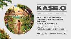 Kase.O - Gira El Círculo en Madrid