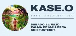 Kase.O - Gira El Círculo en Palma De Mallorca