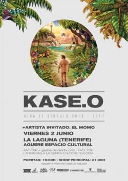Kase.O - Gira El Círculo en San Cristobal de La Laguna