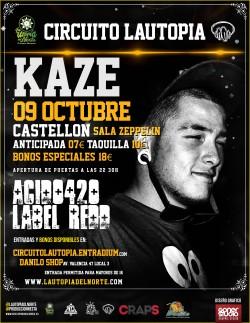 Kaze en Castellón