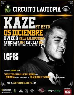 Kaze en Oviedo