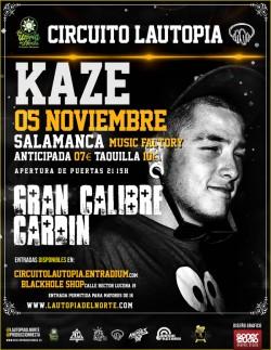 Kaze en Salamanca