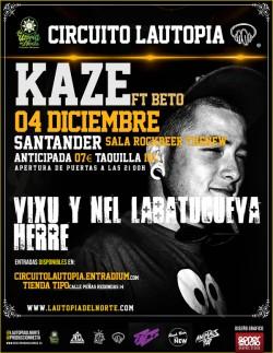 Kaze en Santander