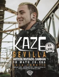 Kaze en Sevilla