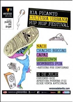 Kia picanto Cultura urbana 2011 en Madrid