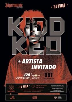 Kidd Keo en Madrid