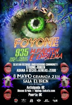 LSD Tour en Granada